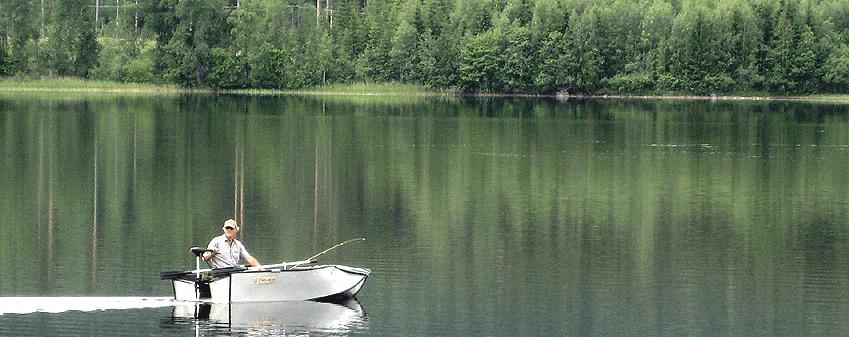 Se och göra - Fiske, avkoppling eller sport? Helt upp till dig själv, ja och fisken förstås.