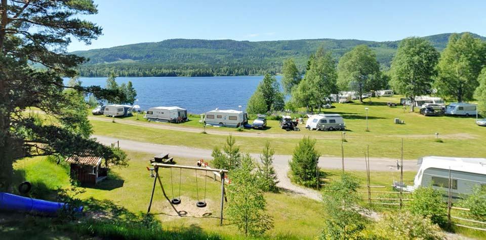 Campingen - Värmlands Sjö och Fjäll Camping