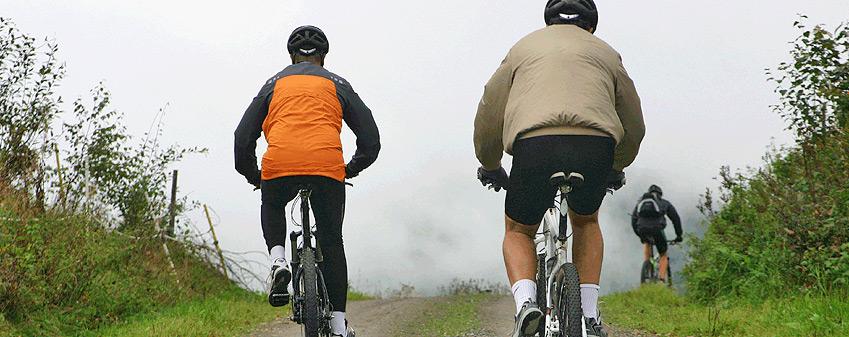 Se och göra - Cykla i naturen i Torsbyområdet
