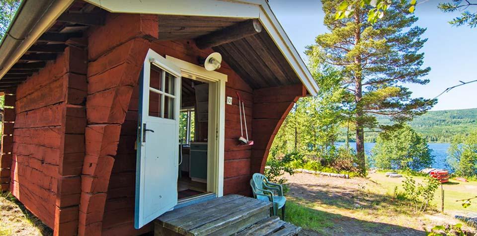 Våra Stugor - Värmlands Sjö och Fjäll Camping