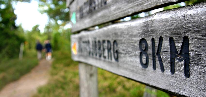Se och göra - Vandringsleder - Värmlands Sjö och Fjäll Camping